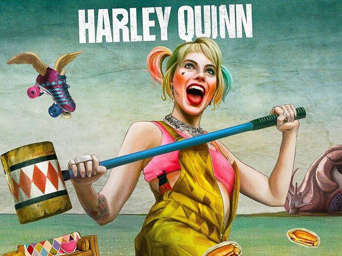 Марго Робби про Харли Квинн: «Мне кажется, ей нужен чувак, который будет её немного гасить, создавая баланс в паре».
