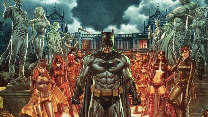 Новый «Бэтмен»: опубликовано первое видео с Робертом Паттинсоном