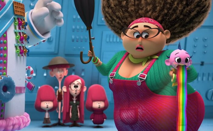 Дети против эгоистичных родителей в трейлере мультфильма Netflix «Семья Уиллоби»