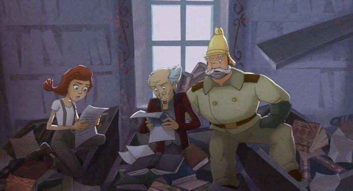 В основной конкурс главного фестиваля анимации попали два российских фильма