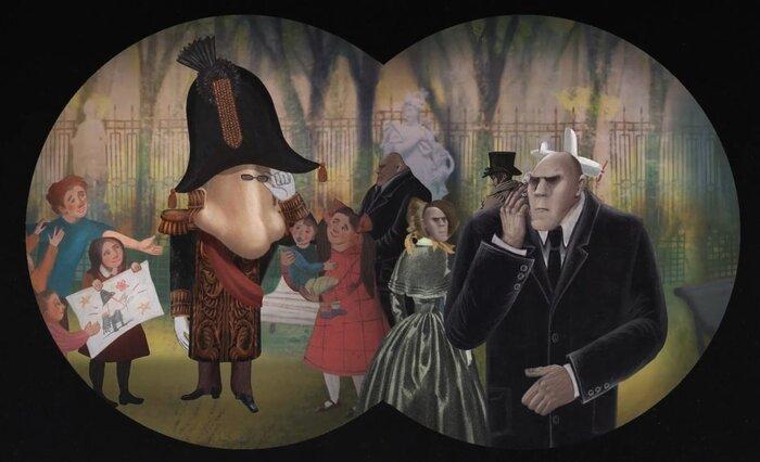 Мультфильм Андрея Хржановского получил приз жюри на фестивале в Анси