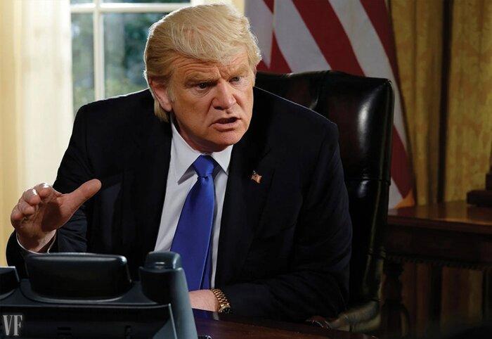 «Правило Коми»: смотрите трейлер скандального сериала про Дональда Трампа