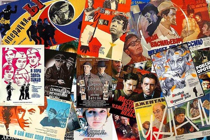 Выбираем любимые фильмы студии «Мосфильм»