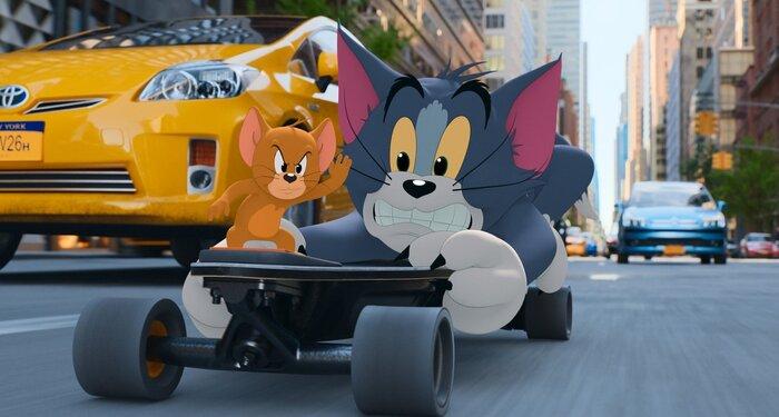 Семейный фильм «Том и Джерри» возглавил топ продаж российских онлайн-кинотеатров от «Фильм Про»