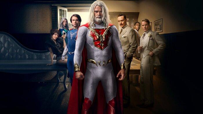 Комикс «Наследие Юпитера» прорвался в топ-5 рейтинга популярности сериалов онлайн от «Фильм Про»