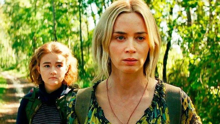 Триллер «Тихое место 2» вырвал победу у «Круэллы» в топе продаж российских онлайн-кинотеатров от «Фильм Про»
