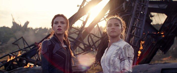 «Чёрная Вдова» вышла в лидеры топа продаж российских онлайн-кинотеатров от «Фильм Про»