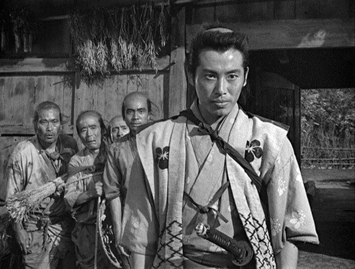 a questionnaire on the movie seven samurai Not that seven samurai was the first movie to figure out those ideas it was just one of the most unique, made with incredible skill by a man born seven samurai borrowed from american movies, then american movies turned around and borrowed from it, producing not just the films we listed.