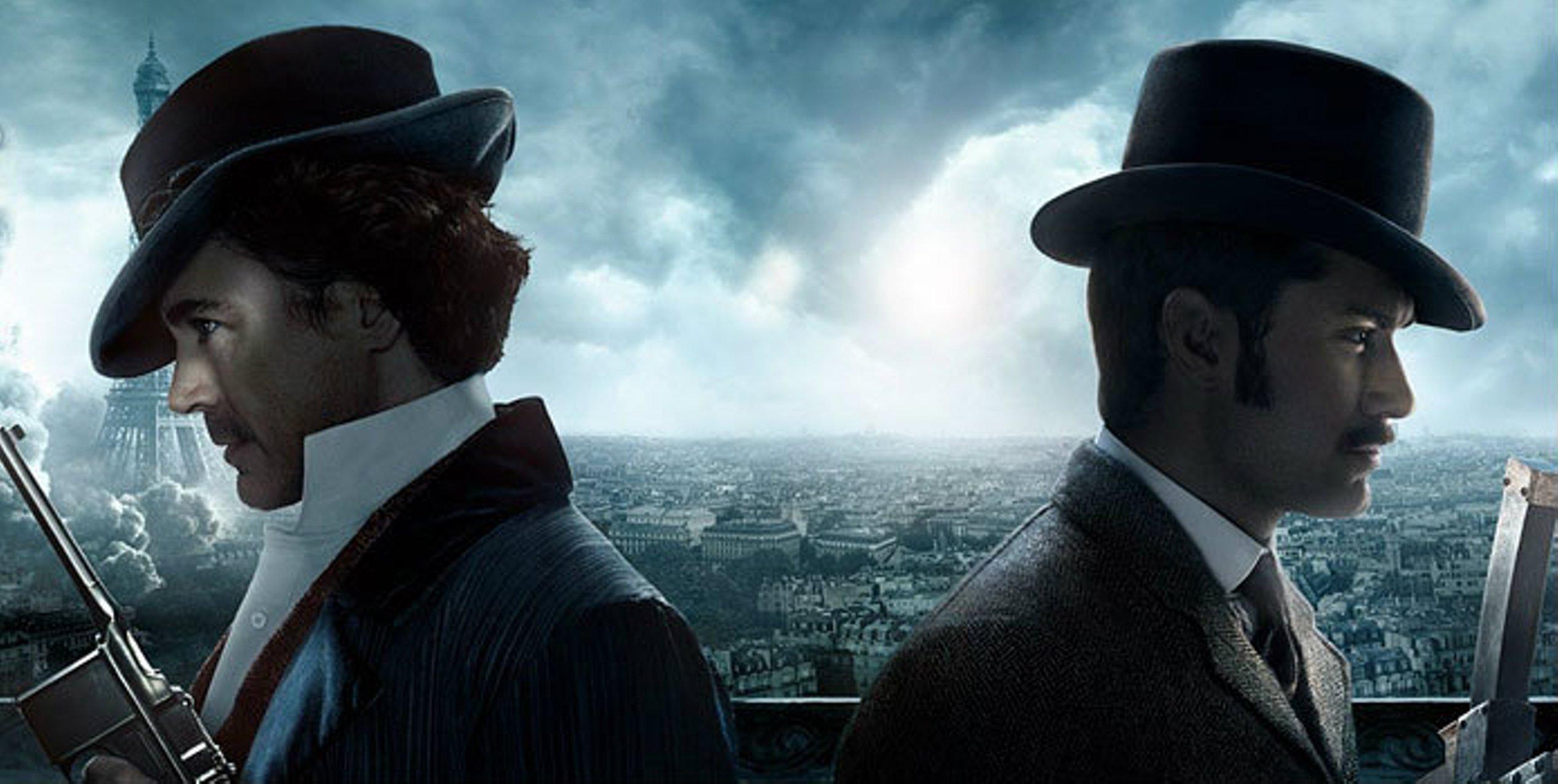 Шерлок Холмс игра теней фильм бесплатно