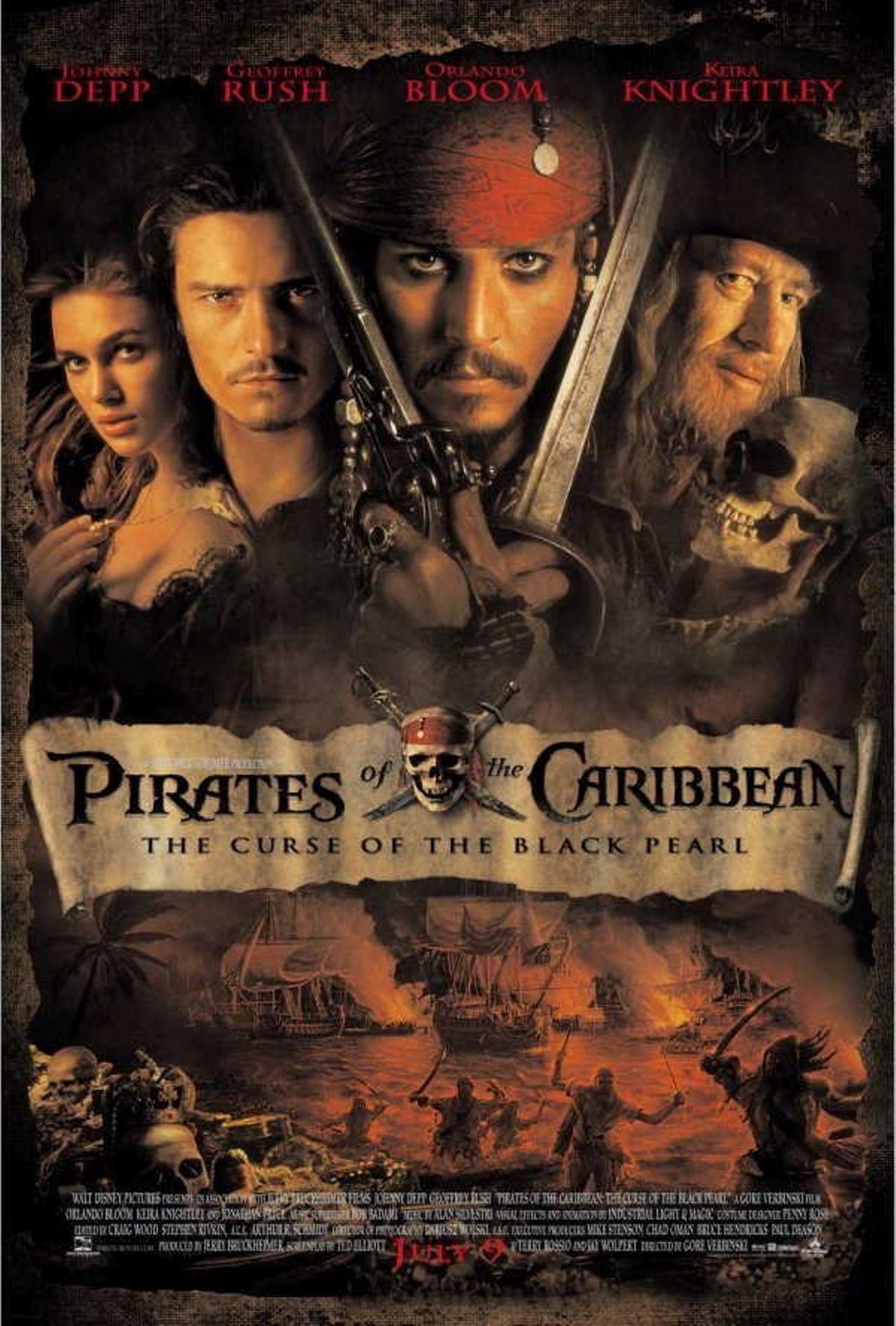 دانلود دوبله فارسی فیلم Pirates of the Caribbean The