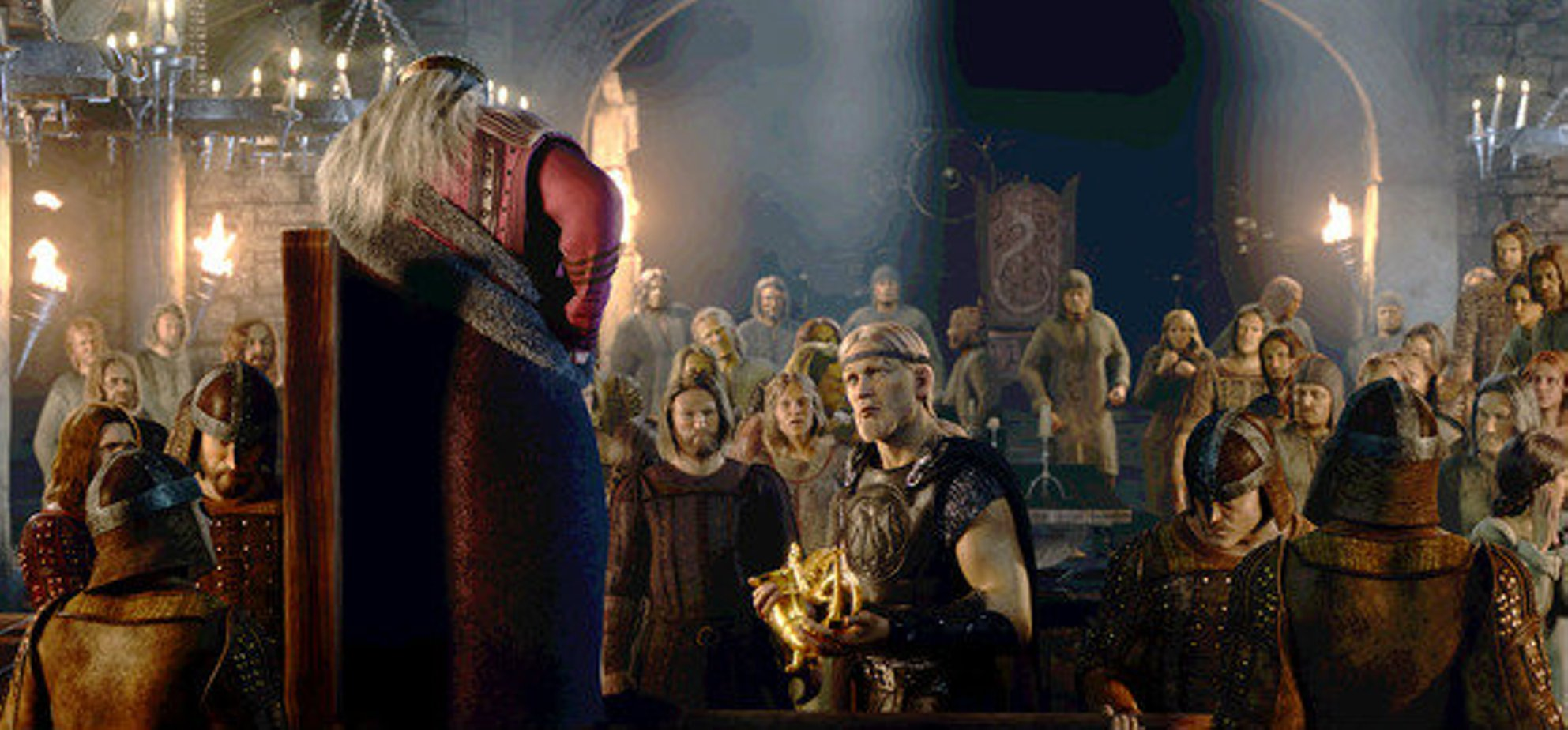 the character of the tragic hero in the story of beowulf 9/4 marie de france question 10:50 beloved hero in beowulf's story there is no romance and the story ends with beowulf's death as a tragic hero that.